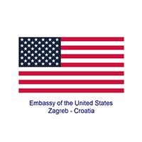 Veleposlanstvo SAD-a u Hrvatskoj